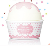 free shipping wholesale discount  hot sale cupcake shape shea butter hand cream
