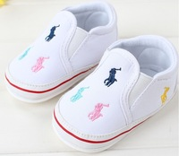 New baby canvas first walkers shoes kids shoes white 13.5cm 14cm 14.5cm 15cm