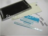 Original Full Housing/Cover/Case+Buttons Keypads For Sony L36H Xperia Z Lt36i lt36 l36h,c6602 c6603 Free shipping