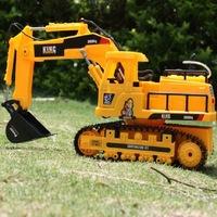Crawler excavators construction vehicles remote remote control remote control car remote control toy car models through 7 AWD ex