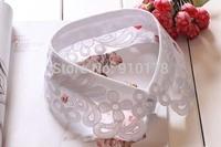 Korean flowe lace false collar necklace lady all match fake collar fashion costume accessory FC168