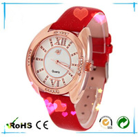 Women dress Quartz Watch 2014 Fashion  Gemstone Diamond Jewelry watches Relogio masculino+Free shipping