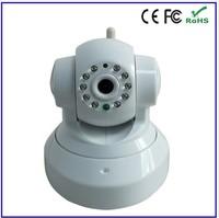 P2P  Plug and play  720P  HD   Pan and Tilt   IR night vision  indoor wifi  IP camera