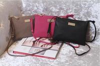 Mng mango bags casual fashion girl's envelope simple shoulder bag women brand handbag crossbody messenger bag