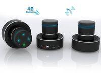 Free Shipping!Adin M7BT 26W Buku Petunjuk Vibration Speaker Getar Bluetooth Audio in/out