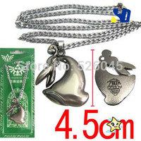 20pcs/lot The legend of Zelda Logo Necklace goose Pendant Necklace