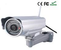 P2P  Plug and play  720P  HD  IR night vision  outdoor wifi  IP camera