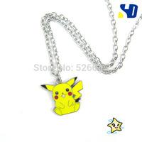 20pcs/lot Picacho pendant necklace for pet  Elf Necklace  Color metal pendant necklace