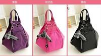 1pcs 2014 NEW style Women's Shoulder Bag Female Kip Handbag Nylon Famous Brand Casual travelling bag monkey messenger bag