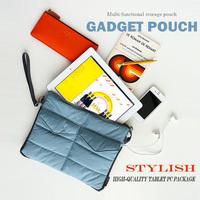 Bag In Bag,Double Zipper Portable Multifunctional Travel Pockets Handbag Storage Bag,Fadish Travel Cosmetic Makeup Wash Bag