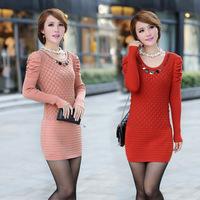 2014 Autumn Cardigan Women Ladies Sweater Women Sweater Scale Models Long Sections Slim New Women Cardigans Bottoming Shirt