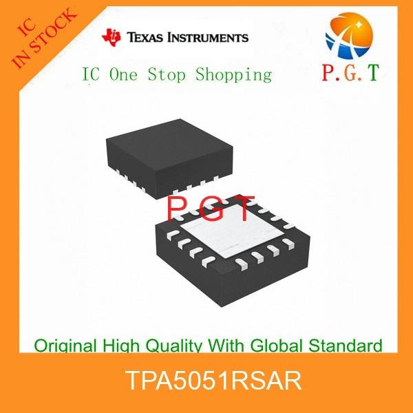 TPA5051RSAR IC DGTL AUDIO DELAY 4CH 16-VQFN IC price(China (Mainland))