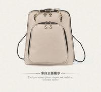 NEW 2014 HOT Sale Women Designer Brand Printing Backpack Women's PU Leather backpack Student School Bag hot selling