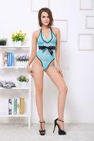Free Shipping 2014 New Arrival Summer Women'S Sexy Exotic Apparel Lingerie Bodysuit Ladies'  Underwear Teddies Girls' Body Suit