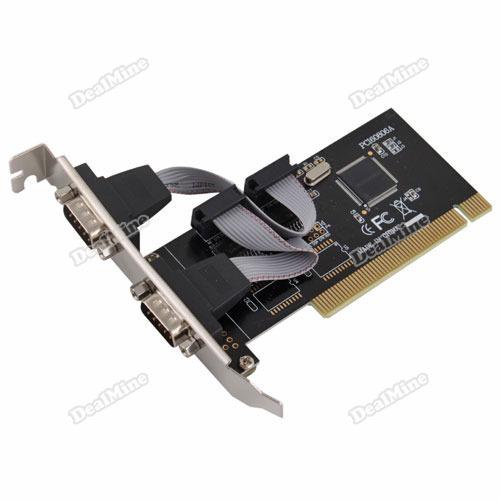 Компьютерные аксессуары Trustmart 2 RS232 rs/232 DB9 9/pci o #1 [ rs 232 кабель в челябинске