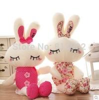 Lovely dolls rabbit plush toy doll birthday gift the girl valentine's day gift