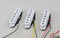 Cheap Wholesale Korea Artec F ST electric guitar three just simply Alnico Alnico pickups 1set