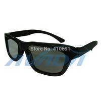 5pcs/Lot Stylish Passive 3D Polarized Glasses for Sony Passive Theater-like 3D TV 55X900A, 55W802A and 55R550A Free Shipping