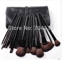 24 Makeup Brush Set Professional Full Bride Makeup Tools