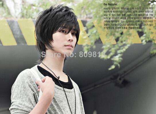 Mens Wigs Online Men's Hair Cosplay Wig Men
