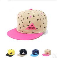 New hat fashion Miss Han Bannan foreign trade shopping hip-hop baseball cap flat along