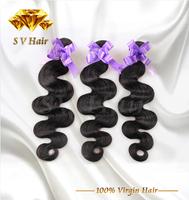 3 Pcs lot 6A Peruvian Virgin Hair Weaves Unprocessed Virgin Peruvian Body Wave Cheap Human Hair Extension Wavy Hair No Tangles