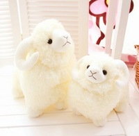 New 2014 Plush baby toys small sheep doll plush sheep cloth toys cloth doll birthday gift Christmas gifts