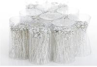 Fashion 20Pcs Wedding Bridal Pearl Flower Crystal Hair Pins Clips Bridesmaid