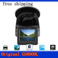 Free Shipping!! CAR DVR Road Safety Guard+ 720P Car Camera SH818 Video DVR G-Sensor/ Radar Detector DC01