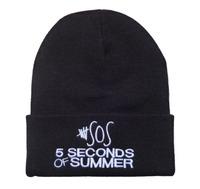 1 pc Winter Warm Hip Pop Weed Marijuanna 1D 5SOS 5 seconds of summer gorro invierno Knit Beanie Hat Winter Cap Skully