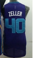 Wholesale Cheap,#40 Cody Zeller Men's Blue 2014 New jersey Basketball Jerseys Sale,Sewing logos