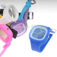 Free Shipping!3ATM Waterproof Casual Watch Women Dress Watch 2014 Quartz Men Silicone Watches Unisex Wristwatch Sports Watch
