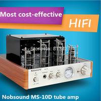Nobsound MS-10D hifi tube amp amplifier licensed hifi