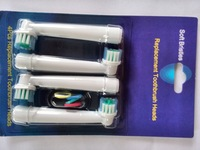 New  for SB17A Electric Toothbrush Heads Handles 400 Pack=1600pcs brush replacement