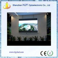 Shenzhen indoor full color p4 led display board