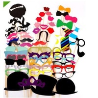 58PCS/LOT 2014 NEW arrival wedding Photo Props/Party supplies/party photography props/wedding decoration