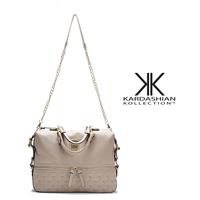 new 2014 kardashian kollection brand women handbag kk bag  rivet shoulder handbags rivet bags totes messenger bag colors