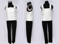 Free Shipping Naruto Anbu Black Ops Hatake Kakashi Anime Cosplay Uniform  Cosplay Costume