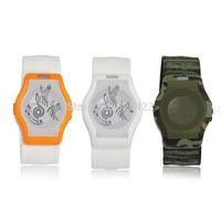 Sport Wrist Watch Bluetooth Wireless Handsfree Stereo LoudSpeaker For Cell Phone