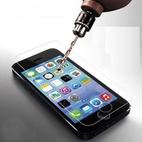 For iphone 4s Premium Tempered Glass Screen Protector Protective Film   With Retail Package, 1pcs  free ship
