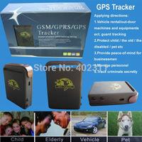 Free Shipping gps tk102b personal gps tracker tk102-2 gps rastreador