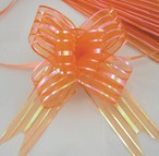 Free Shipping Christmas Gift Butterfly Ribbon Pull Bow Gift Wrap