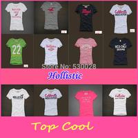 LA113 Brand summer T shirt Hollistic cool Women 100% Cotton fashion O-neck Short Sleeve T shirt love it Ladies T-shirt