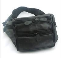 Wholesale men's leather men's outdoor pockets bills bit fashionable wallet phone package diagonal package