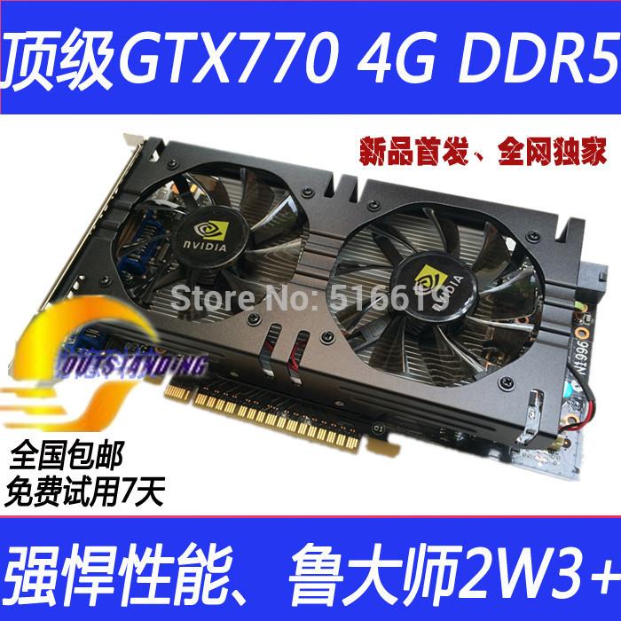 Gtx770 scheda grafica 4gb 128 bit. GDDR5 minihdmi dvi della scheda video gioco