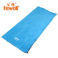Free shipping  Fleece Sleeping bag outdoor adult liner ultra-light camping Sleeping bag