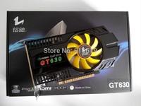 GT630  Graphics card 4GB 128bit GDDR3   DVI TV VGA  Game card Video card Beyond HD7570