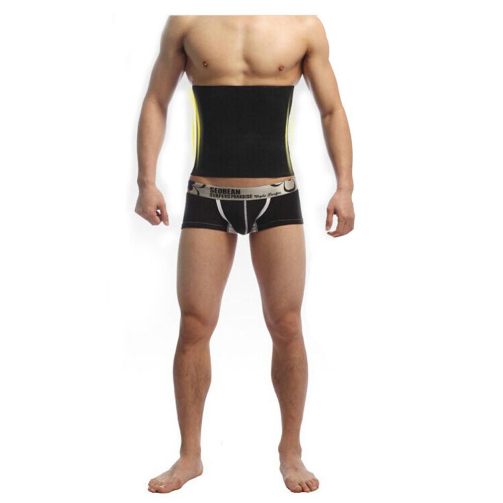 Cummerbunds Mens Slimming Waistband Lose Weight Belt Male Weight Loss Waistband Body Shaping Belts(China (Mainland))
