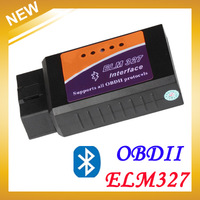 Wholesale Price BT ELM327 Bluetooth OBDII V1.5 CAN-BUS Diagnostic Interface Scanner,Bluetooth ELM 327 OBD 2 Car Scan Tool