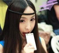 Wholesale -Periwig braid Bohemian hair band Headband unique Hair rope Small size